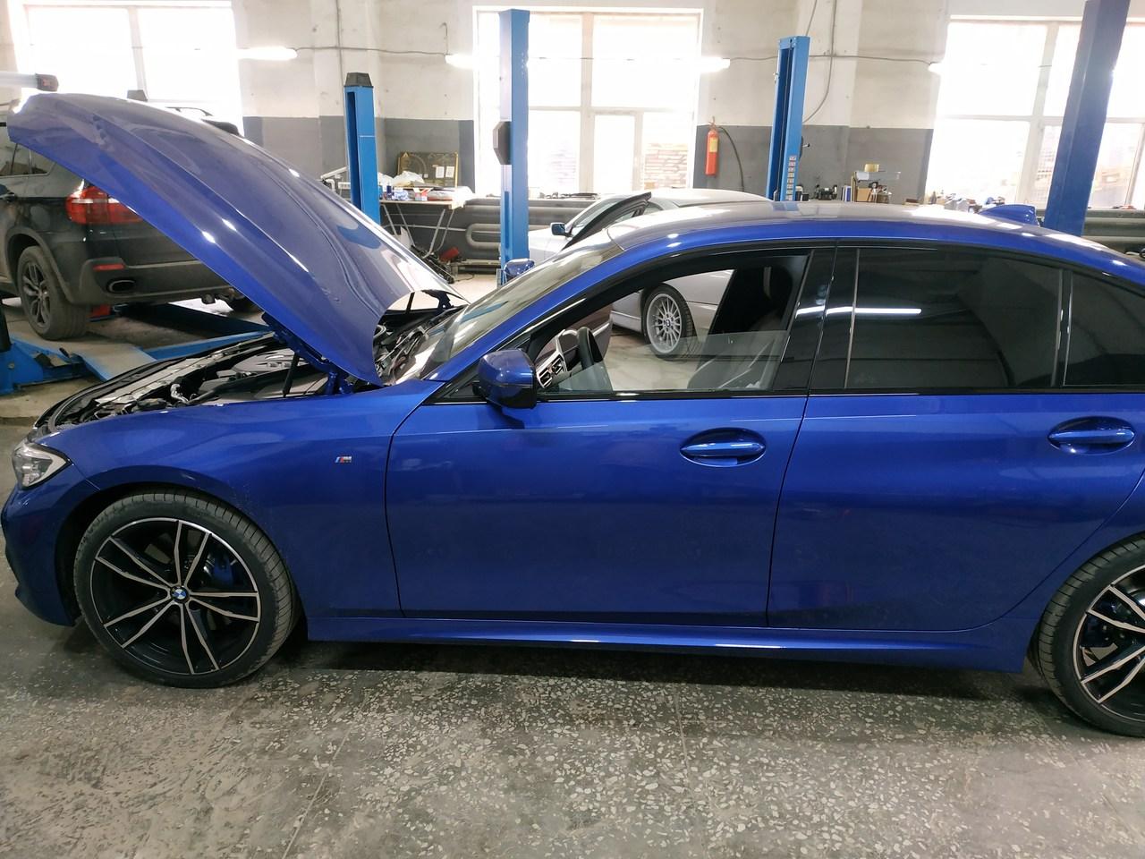 BMW G30 320d 2019