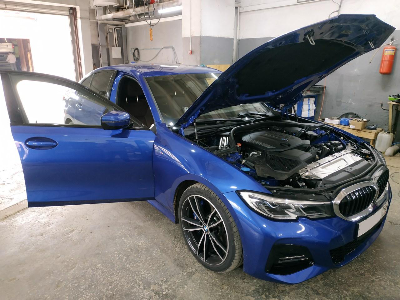 BMW G30 2019
