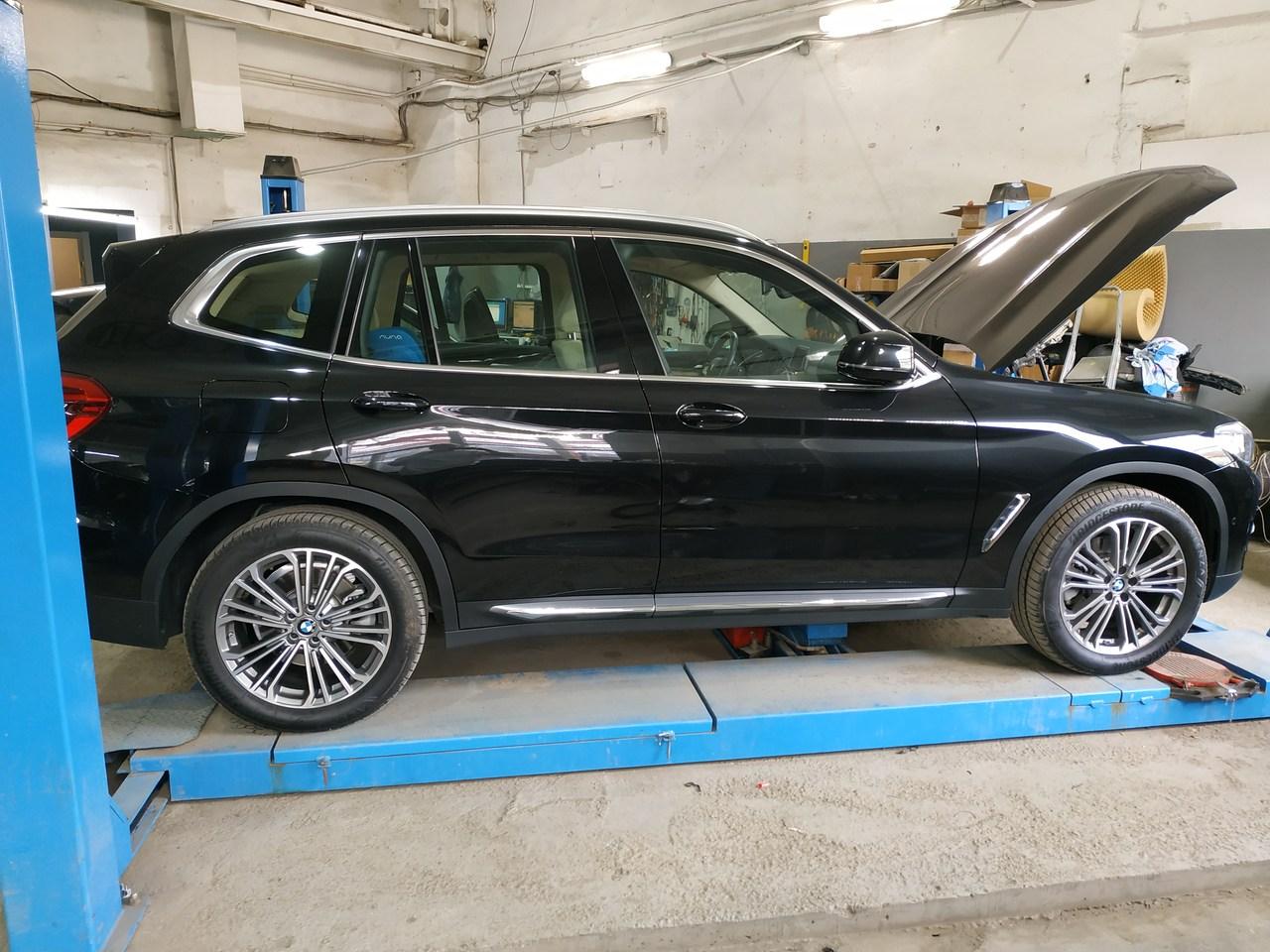 BMW X3 G01 xDrive 2019