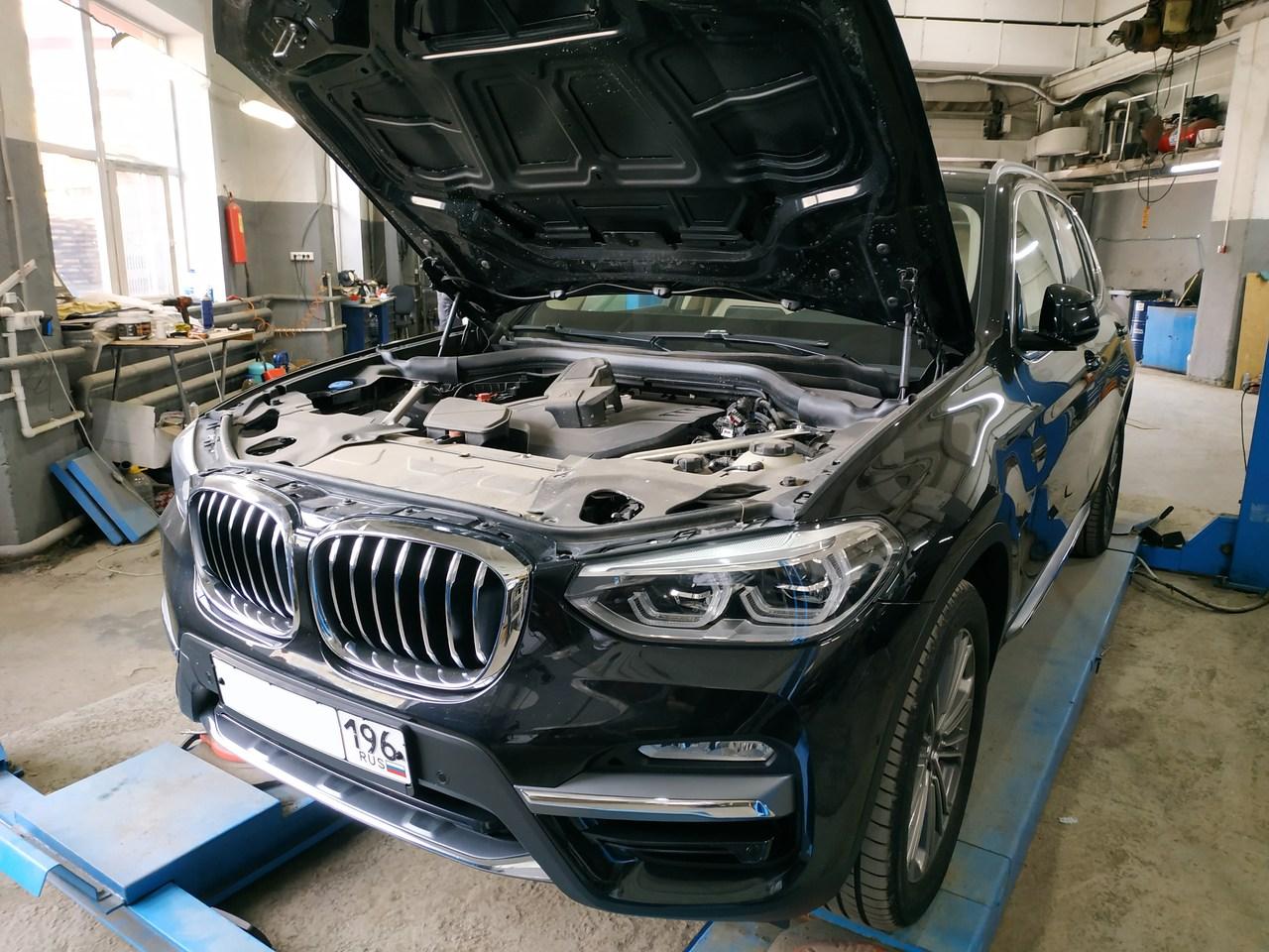 BMW X3 G01  2019 г.в.