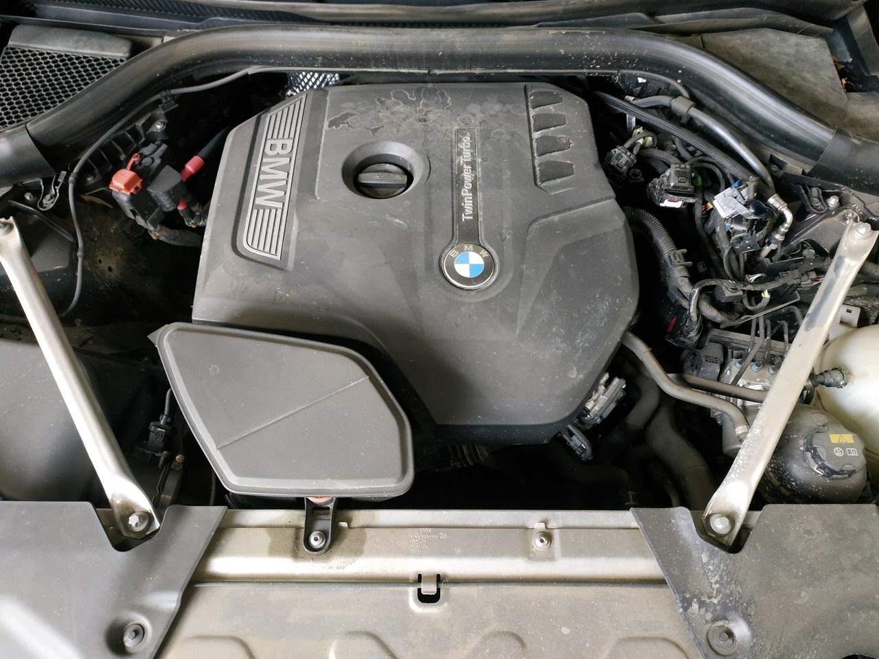 двигатель B48, чип тюнинг из 184 л.с. в 274 л.с.