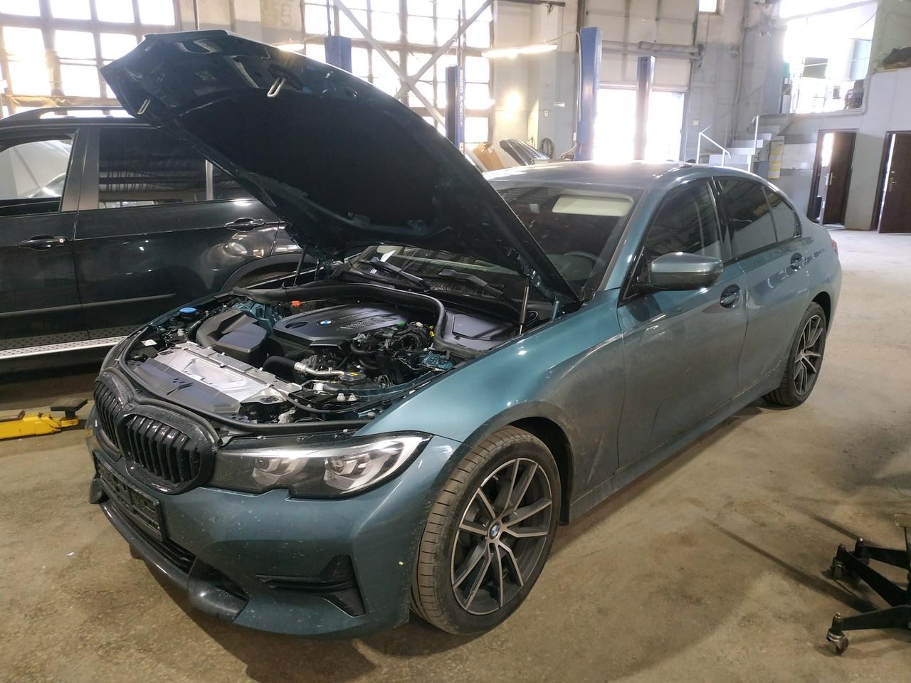 BMW G20 318d 2020 г.в.