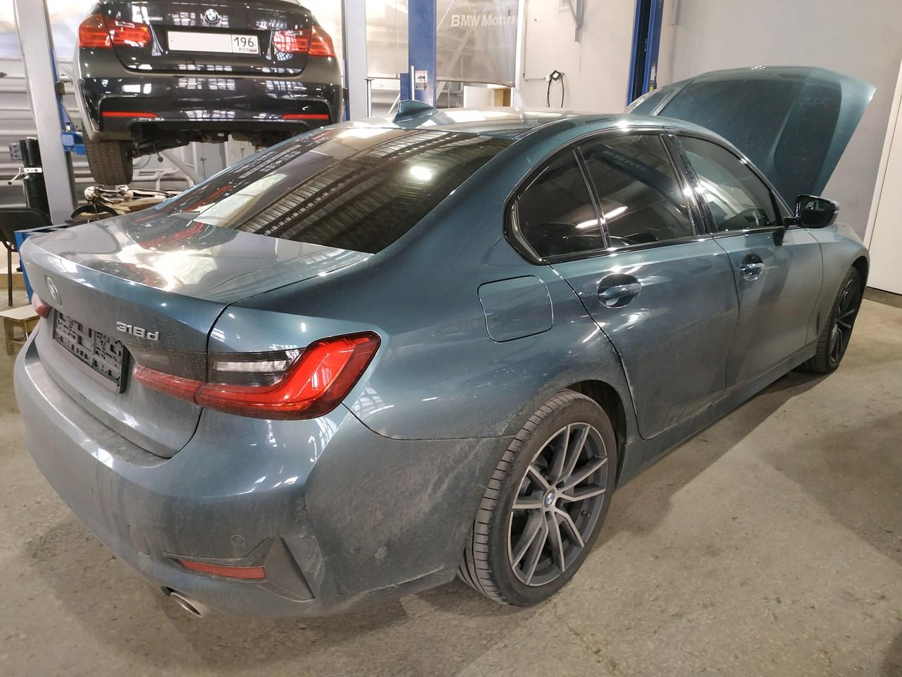 BMW 3 серии G20