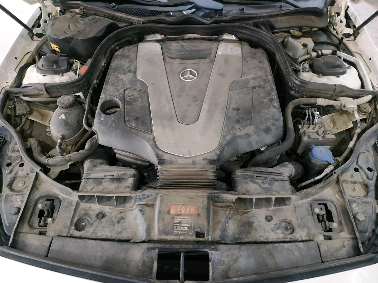 Двигатель дизельный CDI 3.0 л, чип тюнинг