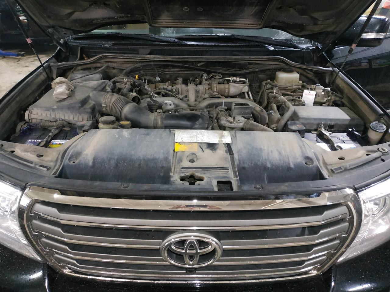 Двигатель 4.5D