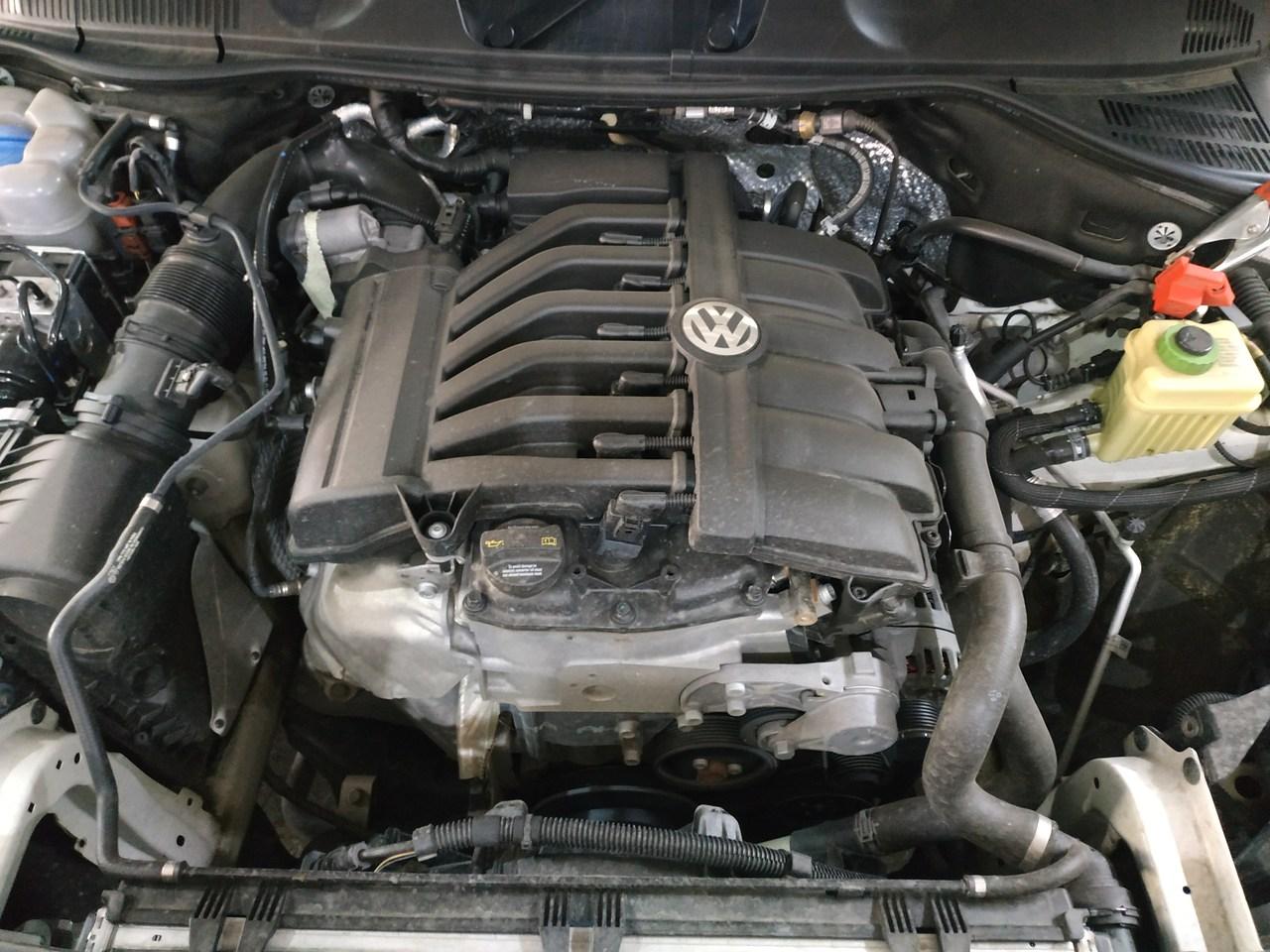 Двигатель V6 FSI 3.6