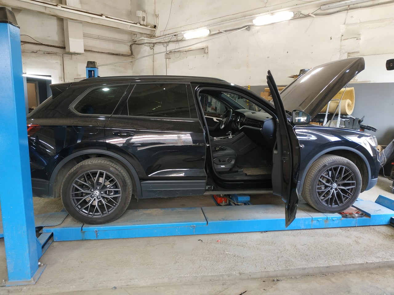 Volkswagen Touareg II 2018