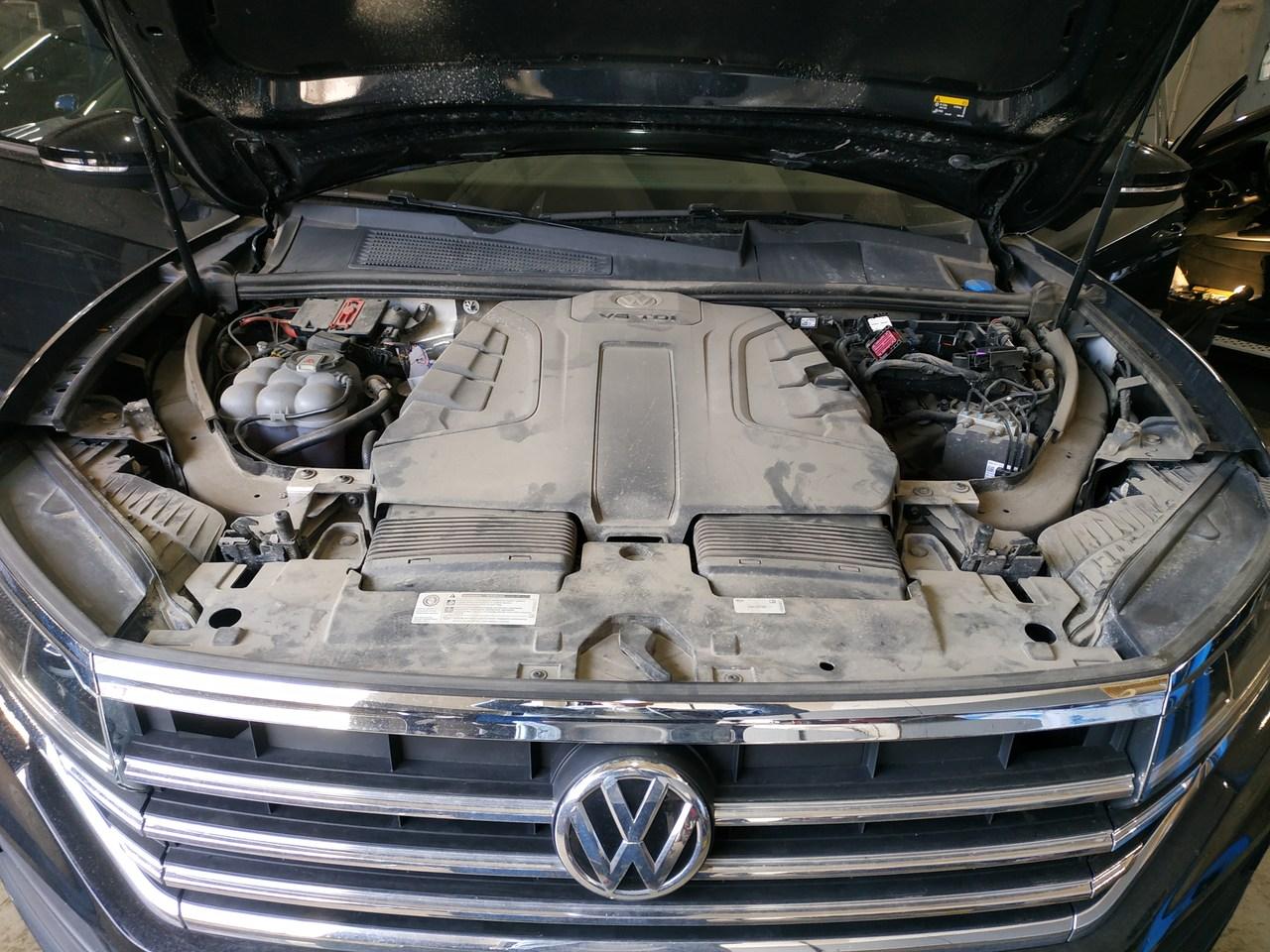 V6 TDI 3.0d, Volkswagen Touareg II