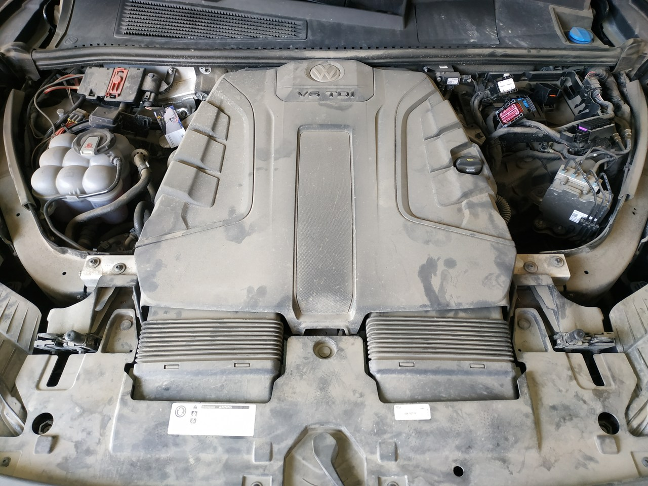Двигатель V6 TDI 3.0