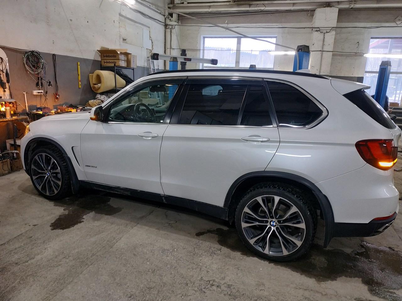 BMW X5 F15 30d 2014 г.в.