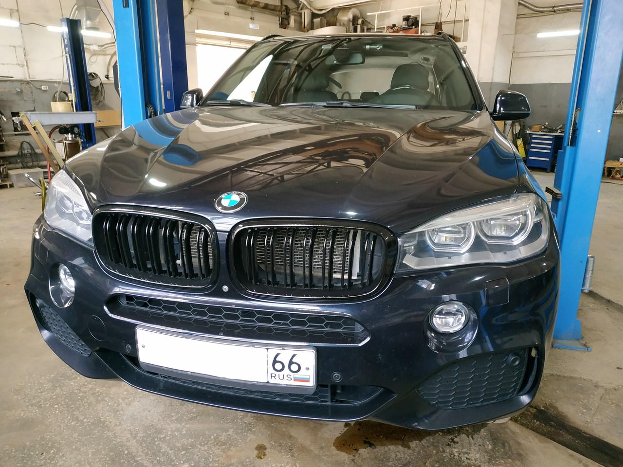 BMW X5 F15 2015 г.в.
