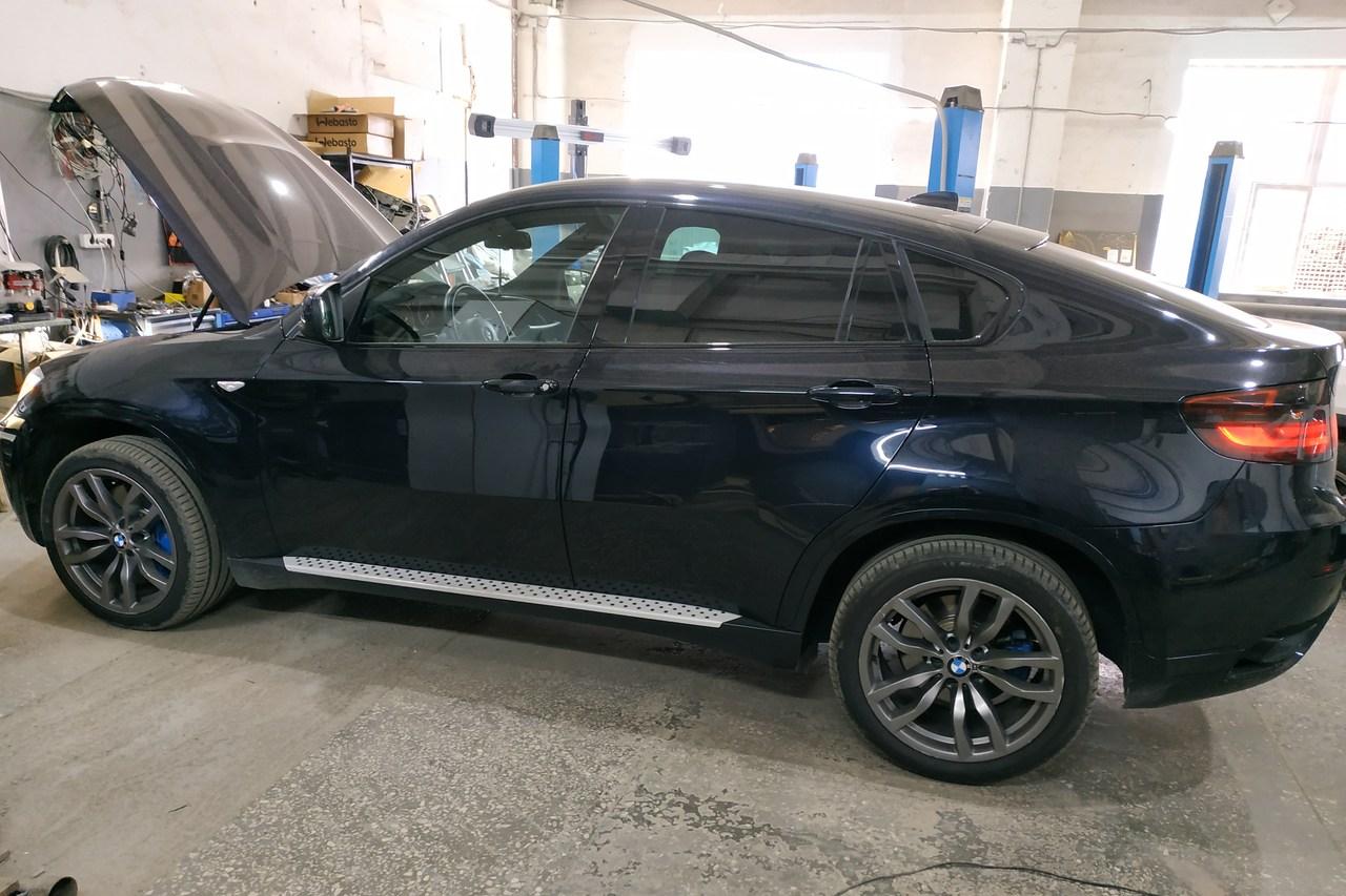 BMW X6 E71 M50d xDrive 2013