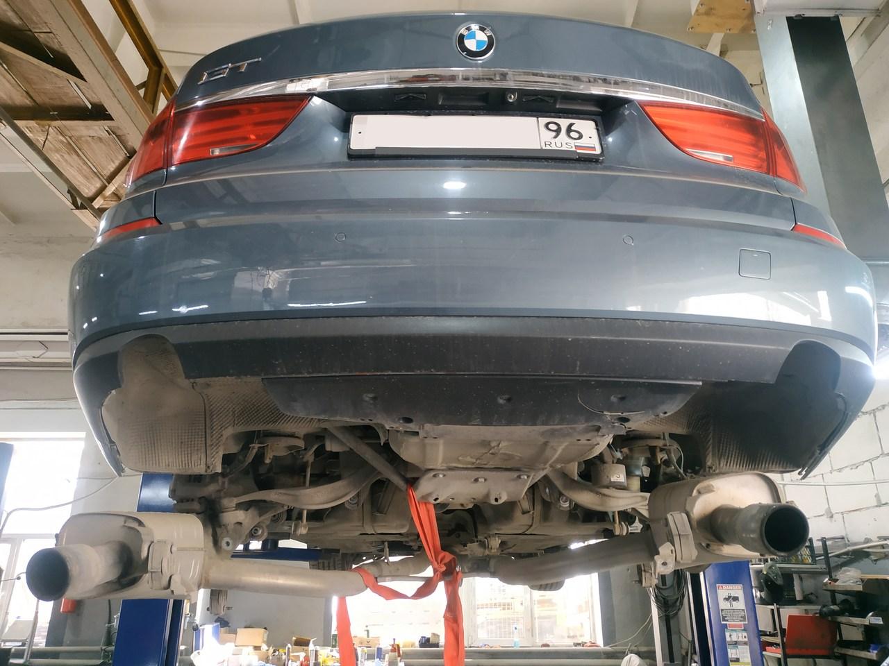 подвеска BMW F07 GT