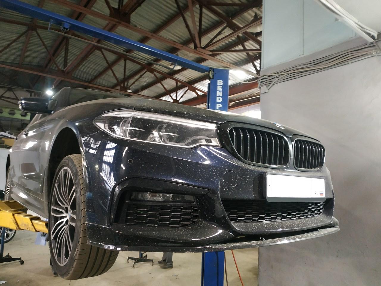 BMW G30 530d