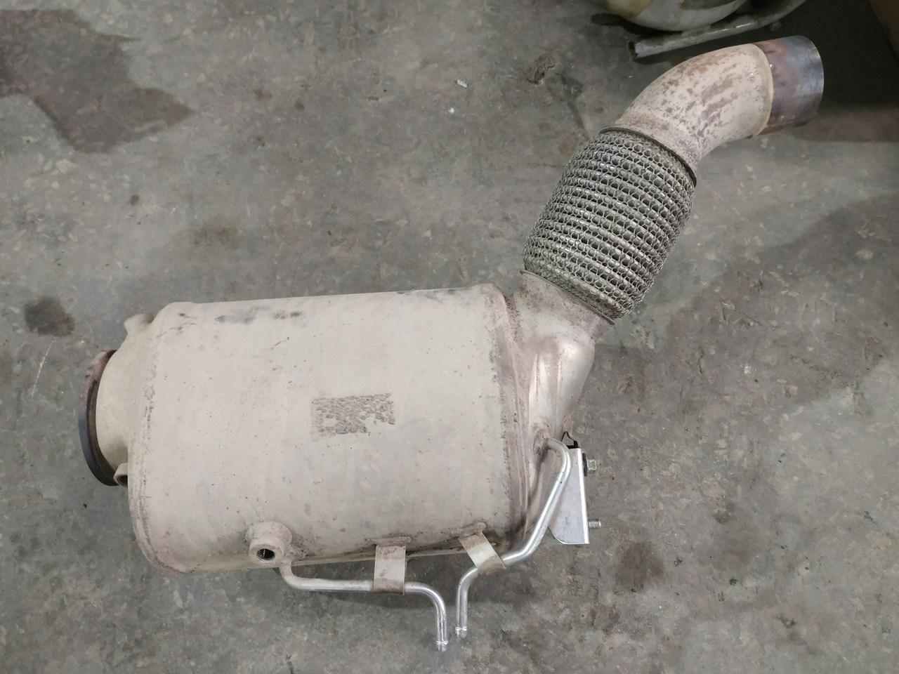 Сажевый фильтр с BMW X5 F15 25d
