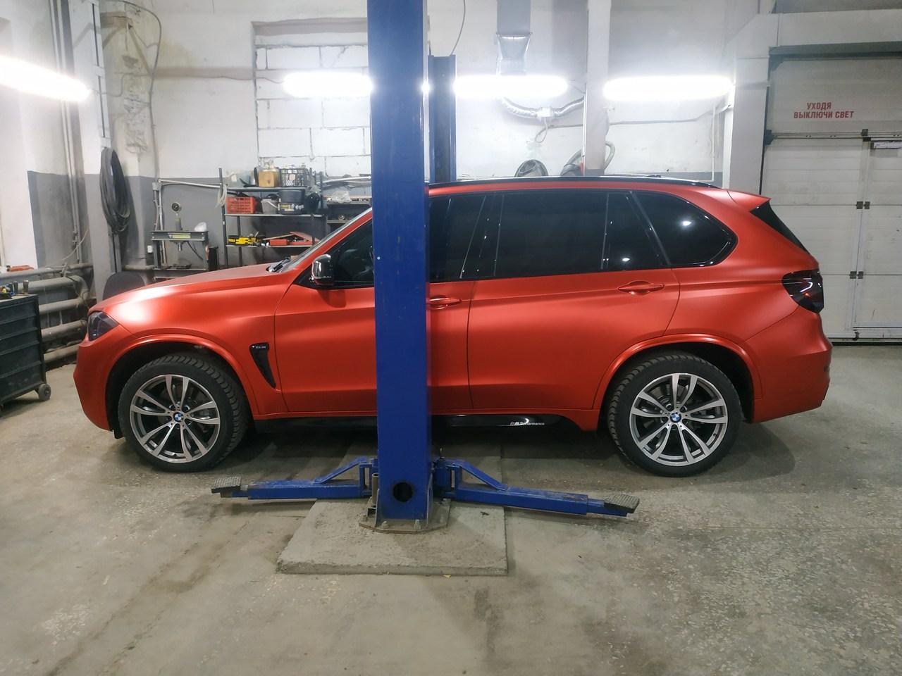 BMW X5 F15 2017