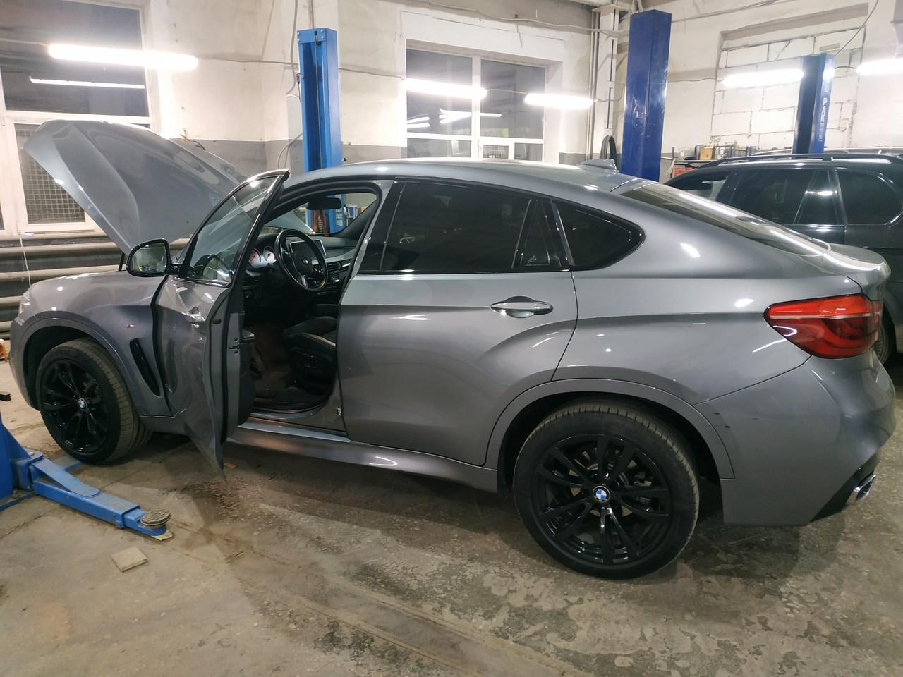 BMW X6 F16 30d