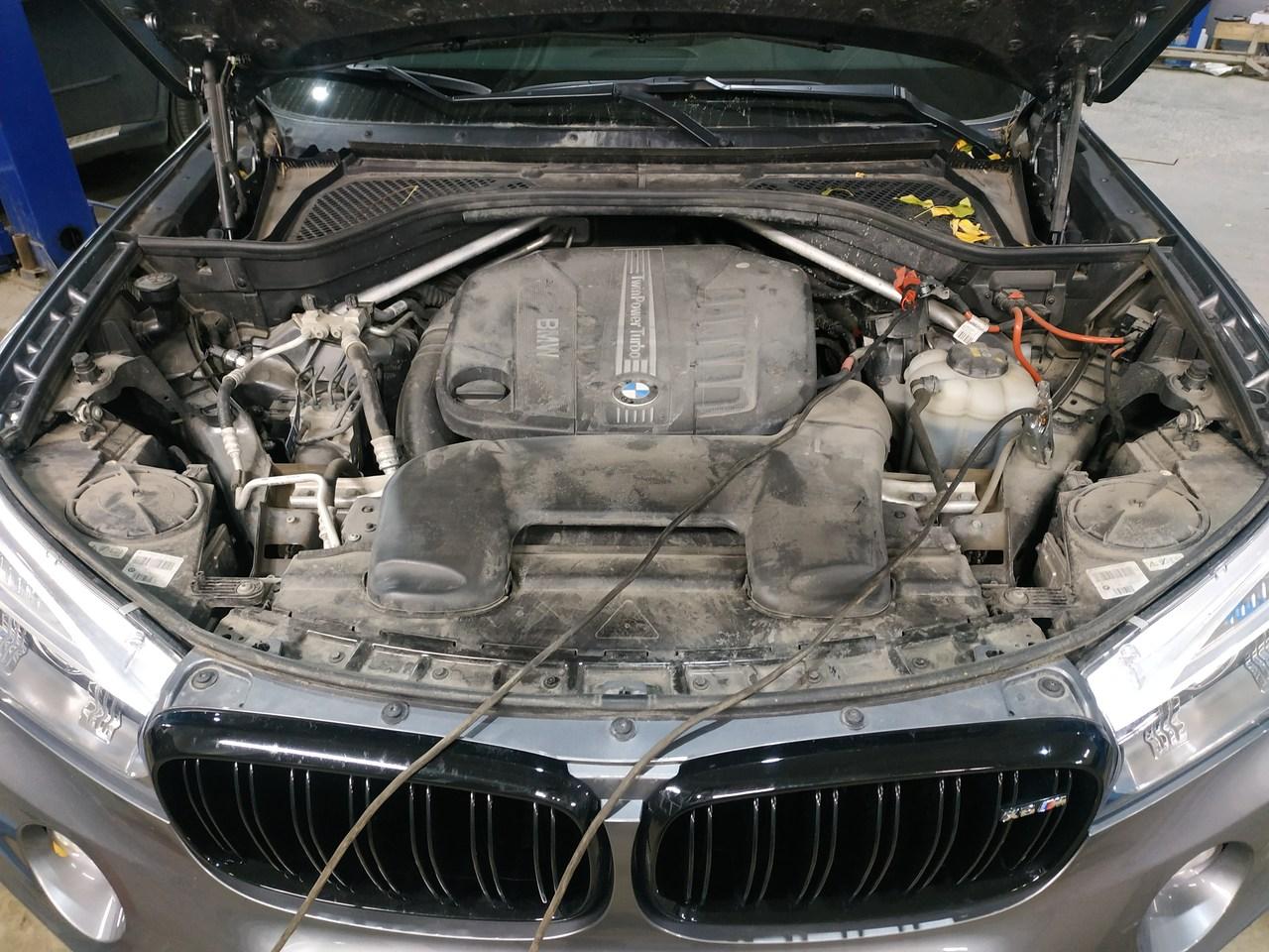 двигатель N57, чип тюнинг