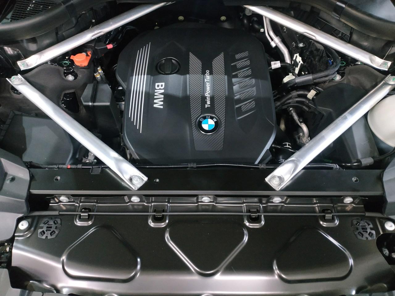 Двигатель B57 3.0 л, дизель