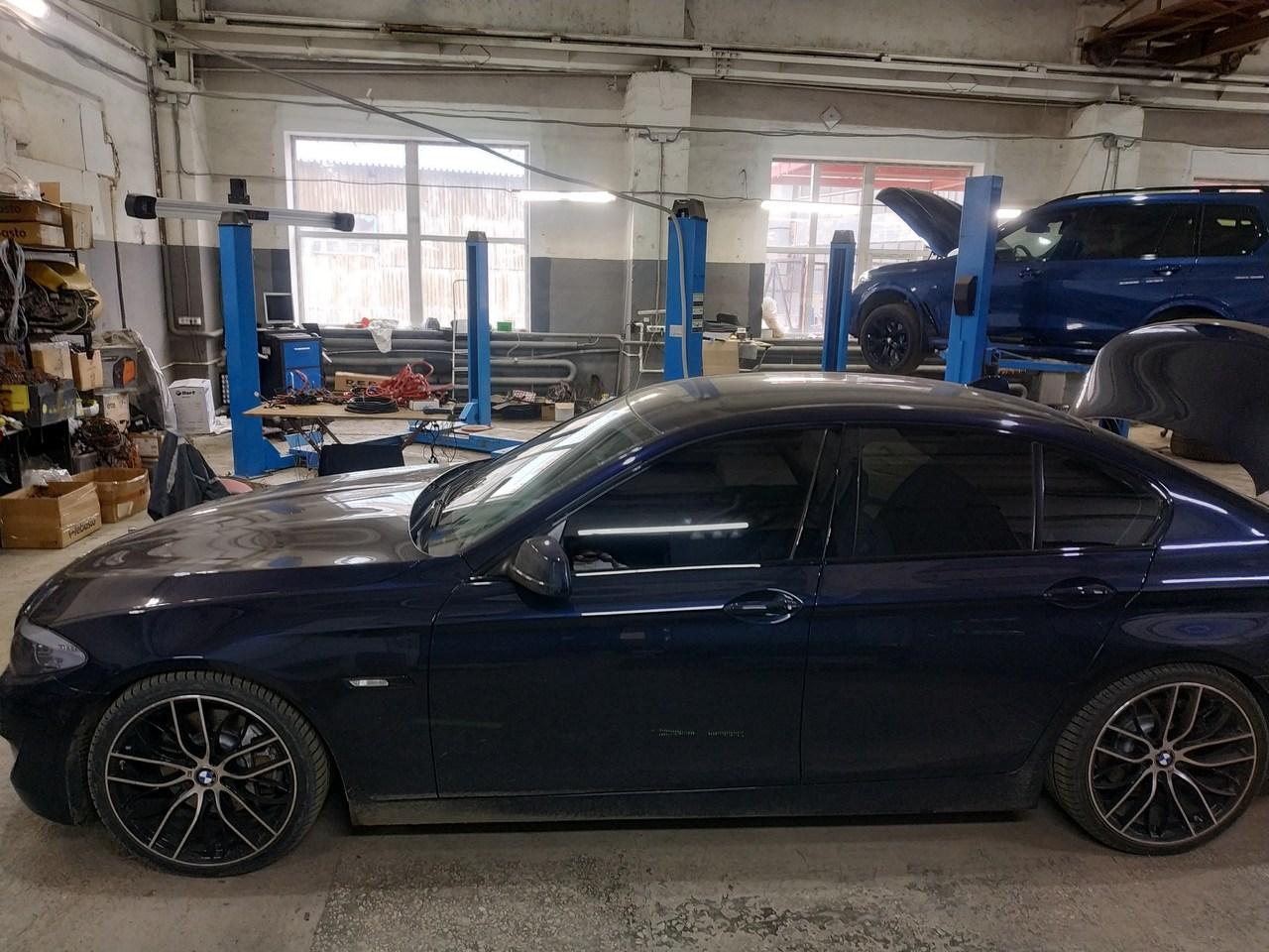BMW F10 530d 2012