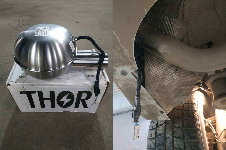 динамик Thor