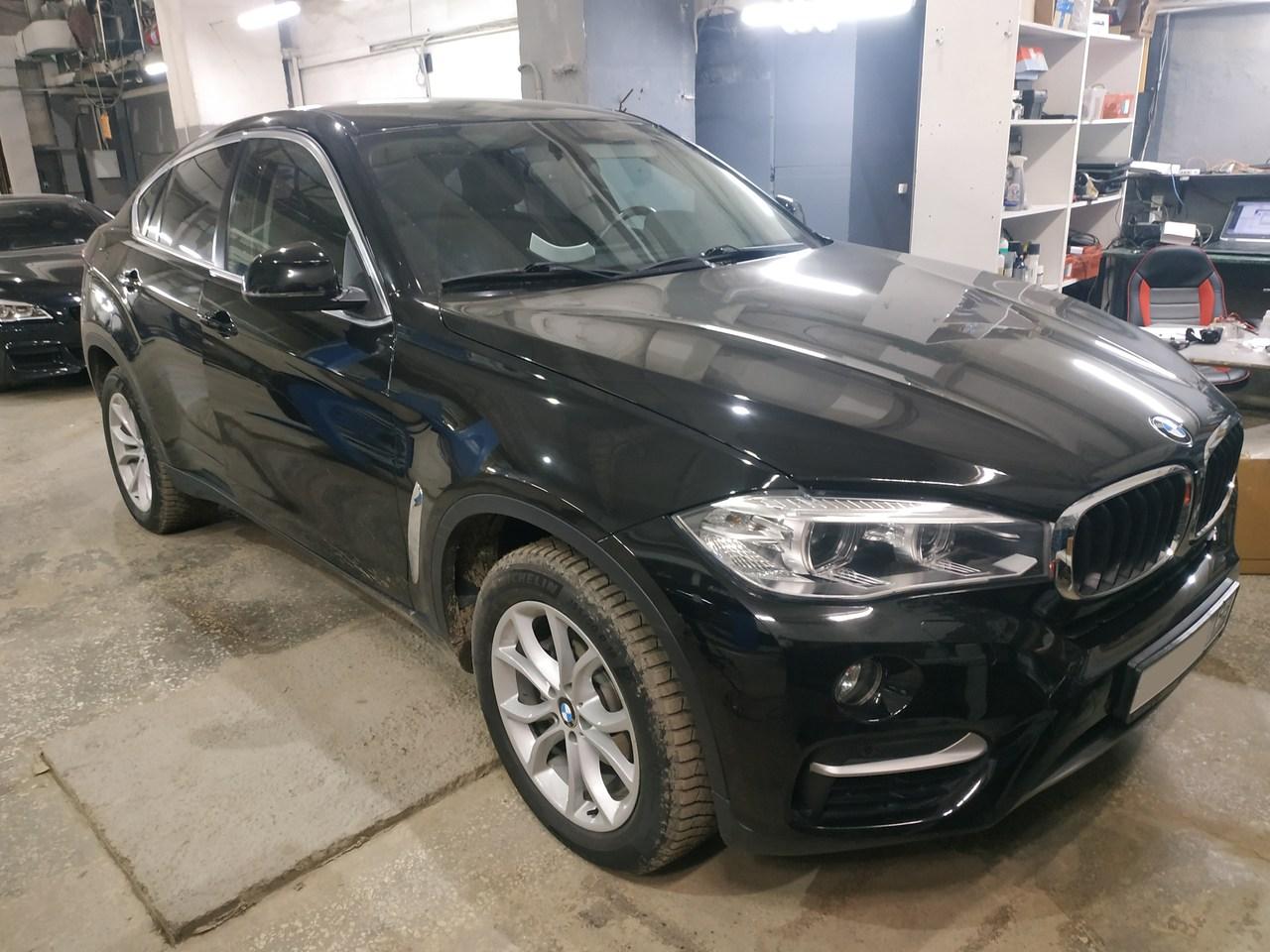 BMW X6 F16 2016