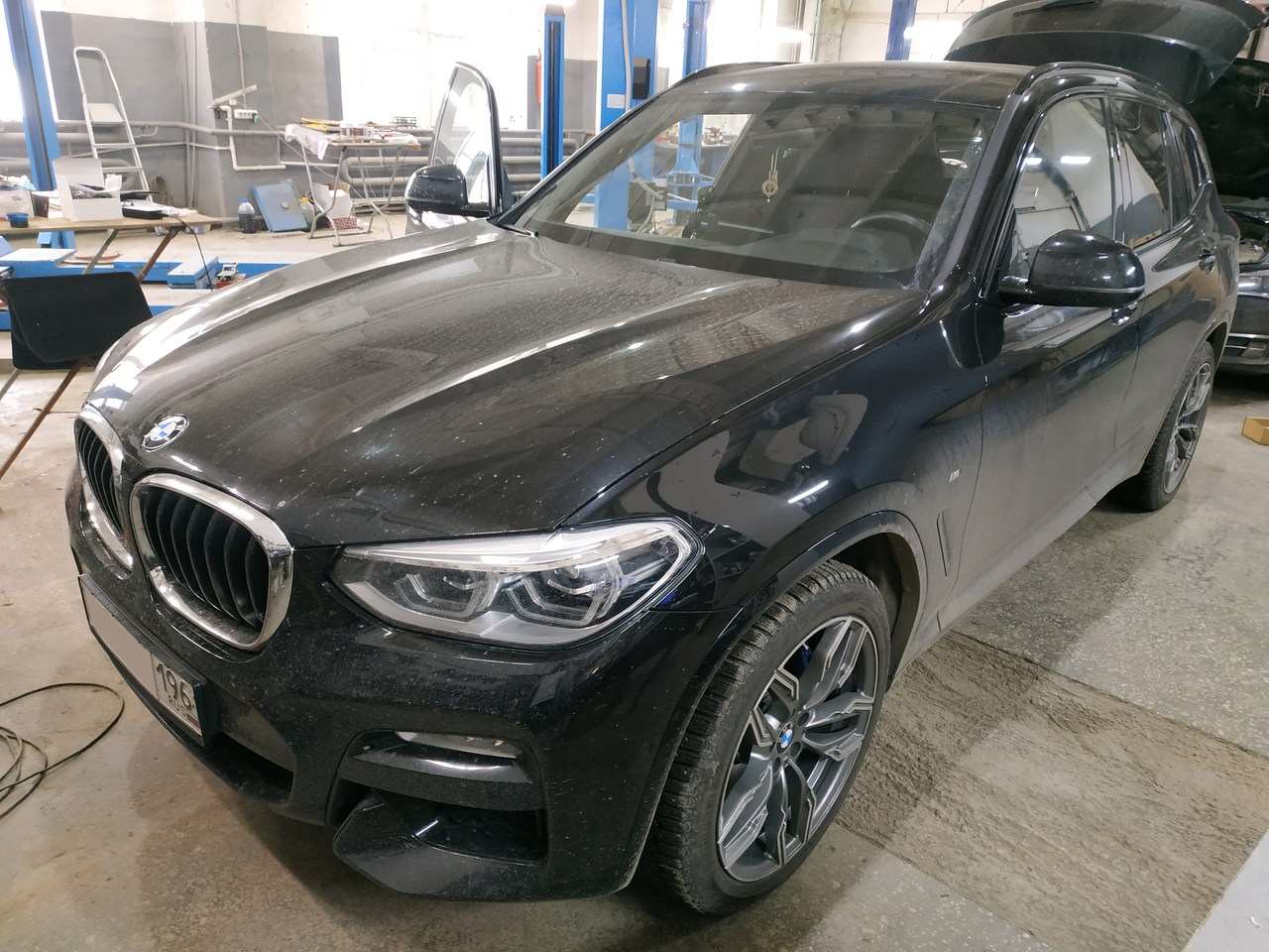 BMW X3 G01 2018