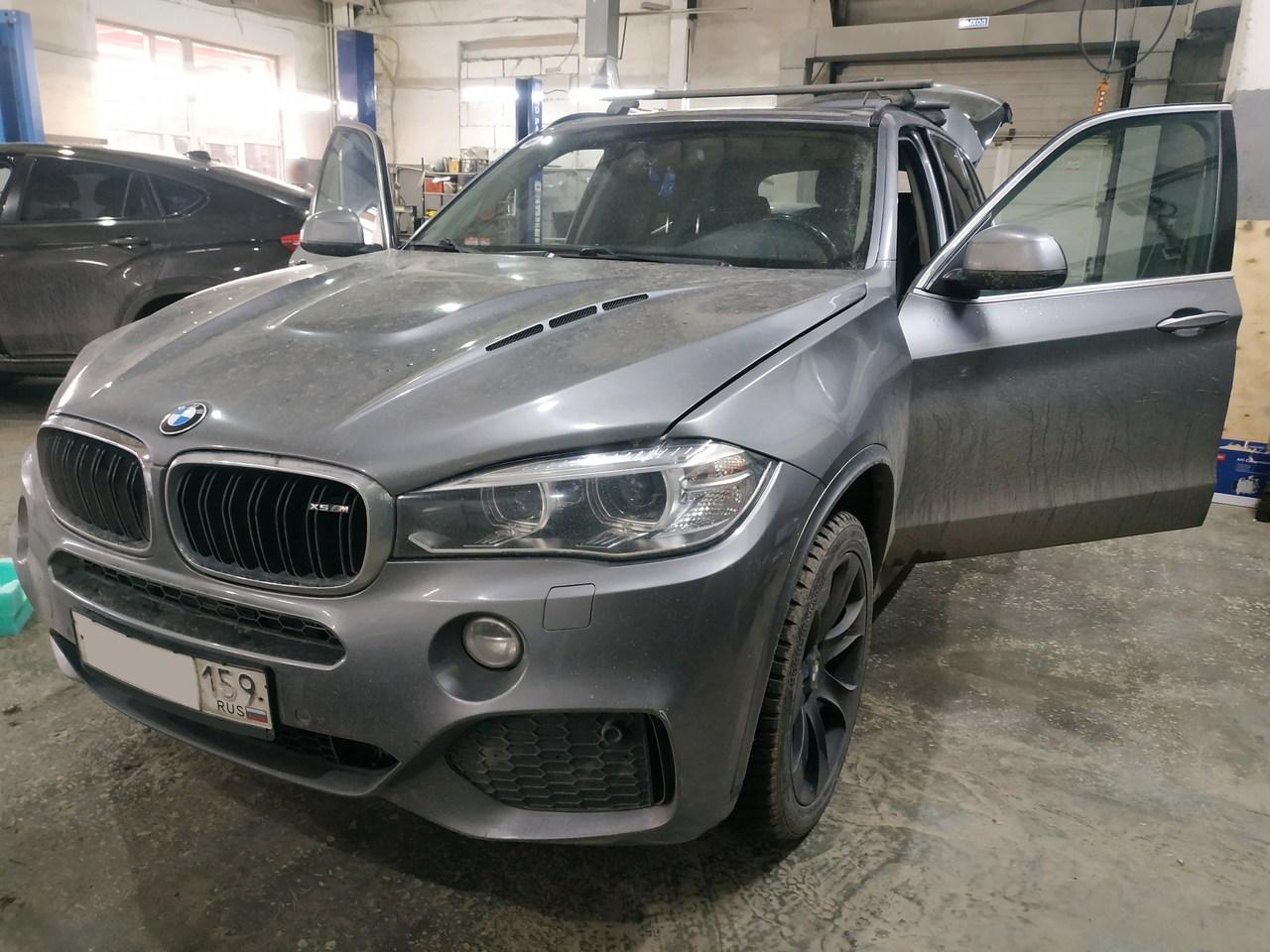 BMW X5 F15 30d 2015