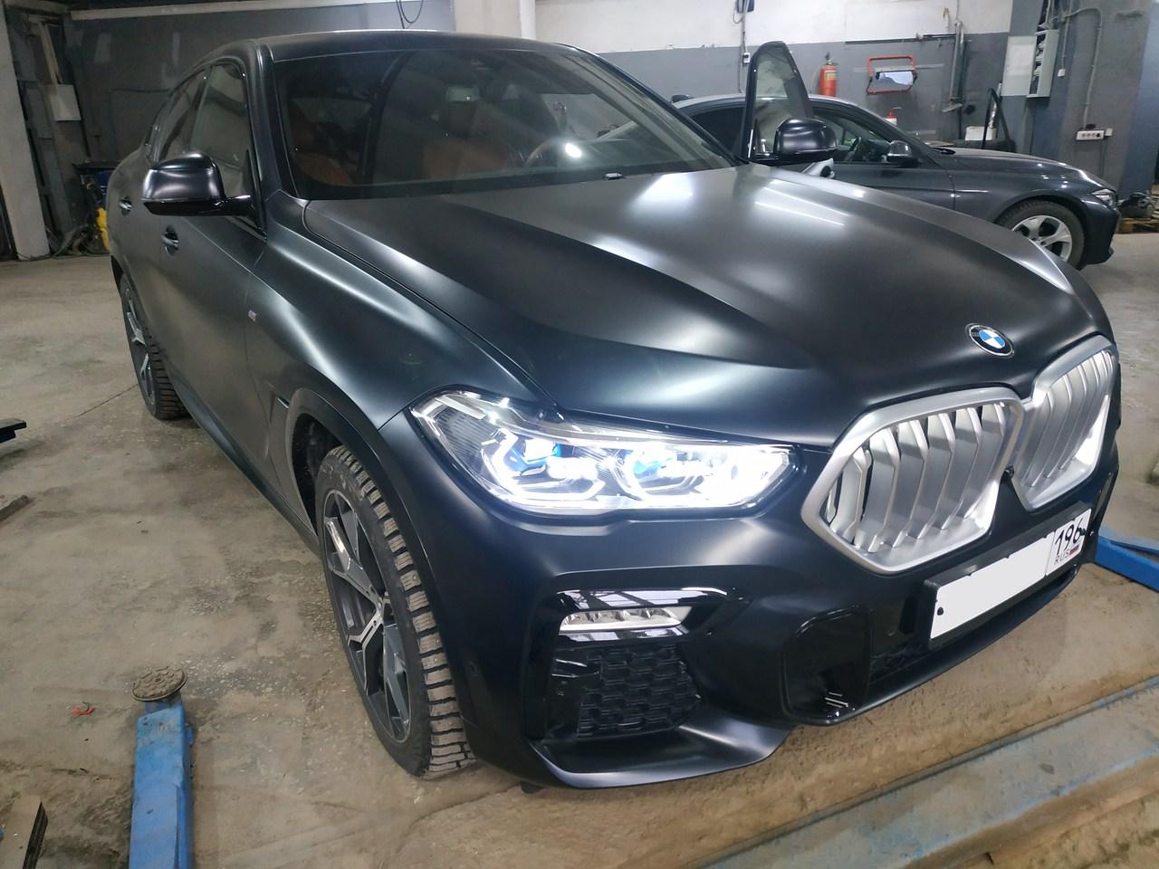 BMW X6 G06 2020
