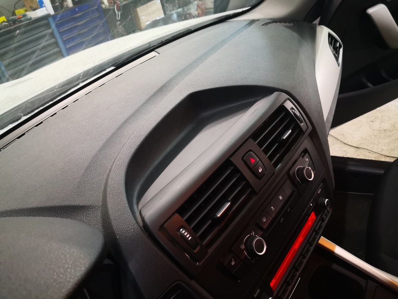 Business CD, BMW F21