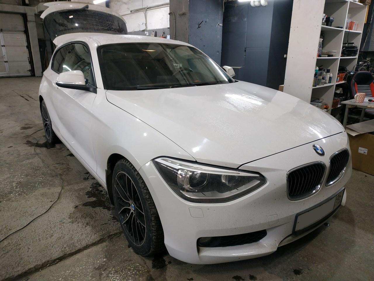 BMW F21 116i 2013