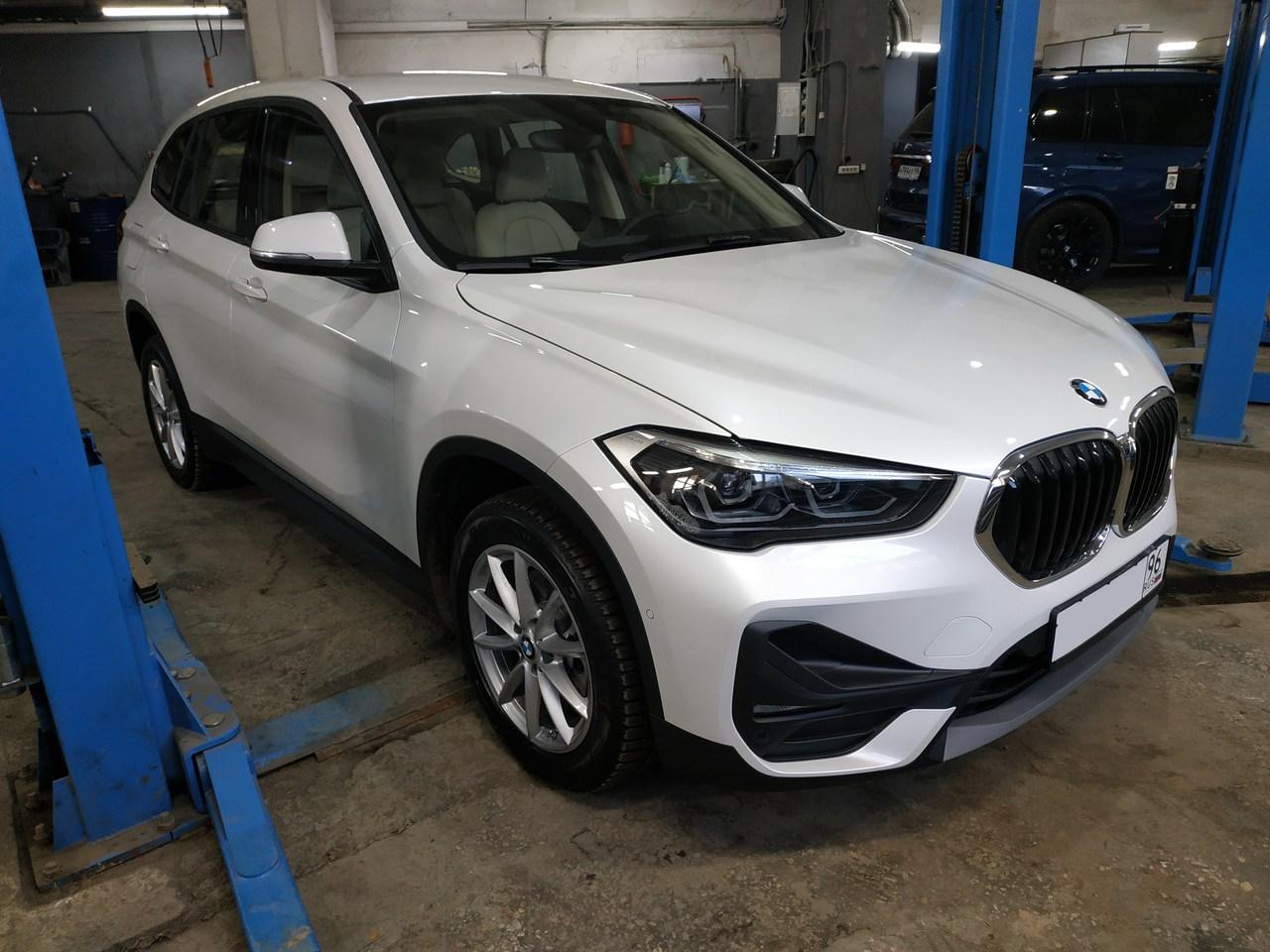 BMW X1 F48, 2020