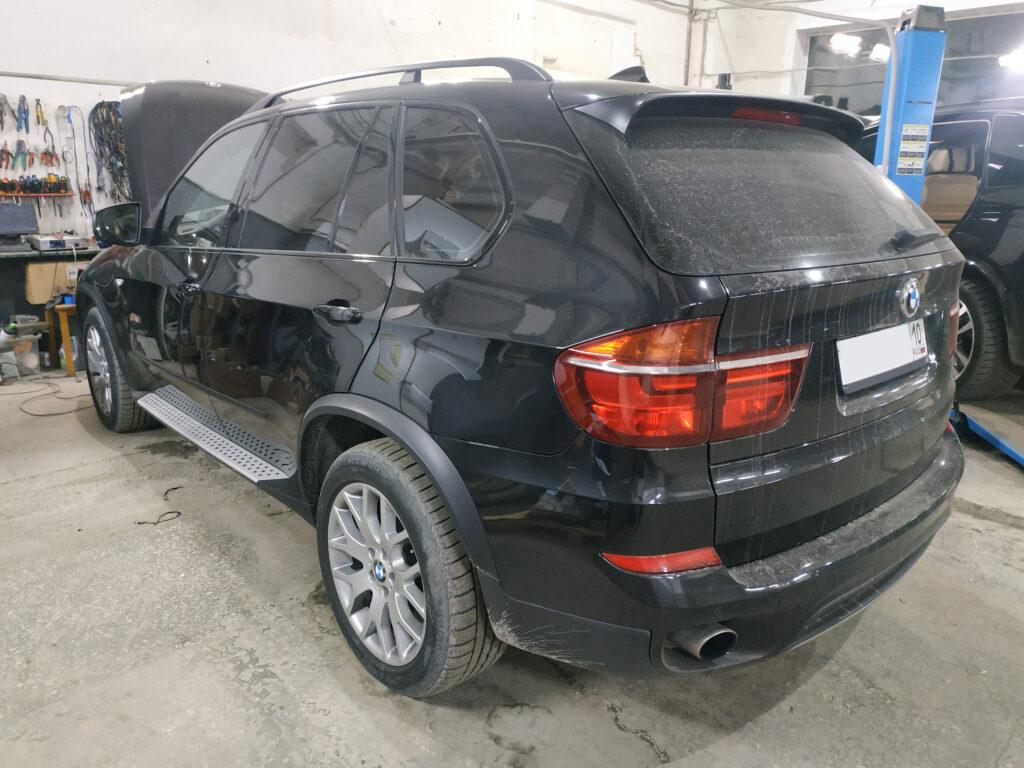 BMW X5 E70 35i 2011
