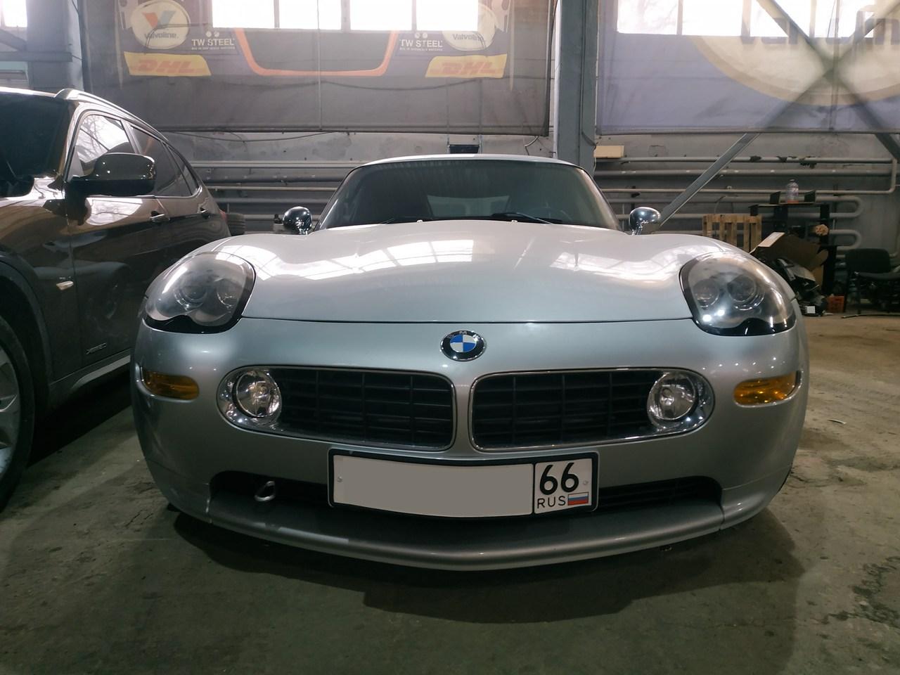 BMW Z8, E52, 2000 г.в.
