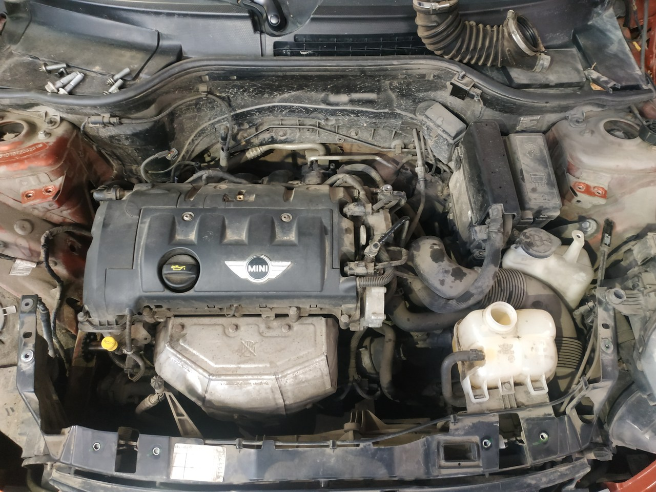 двигатель N16, MINI R56 Cooper