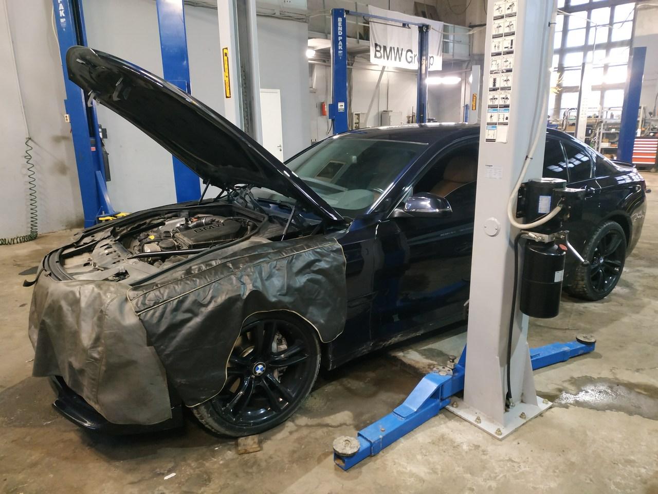 BMW F02 740LiX 2012 г.в.