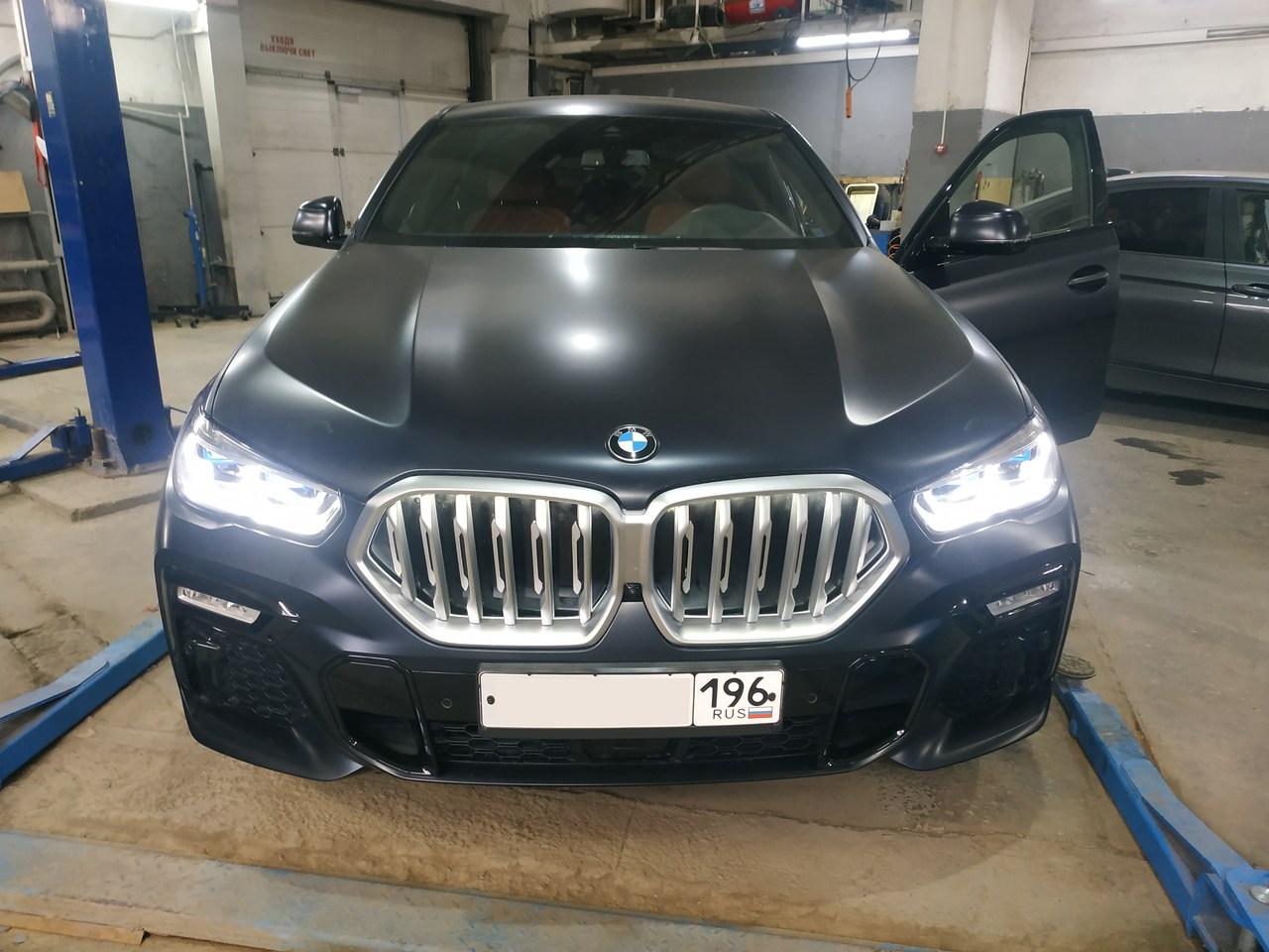 BMW X6 G06 2020 г.в.