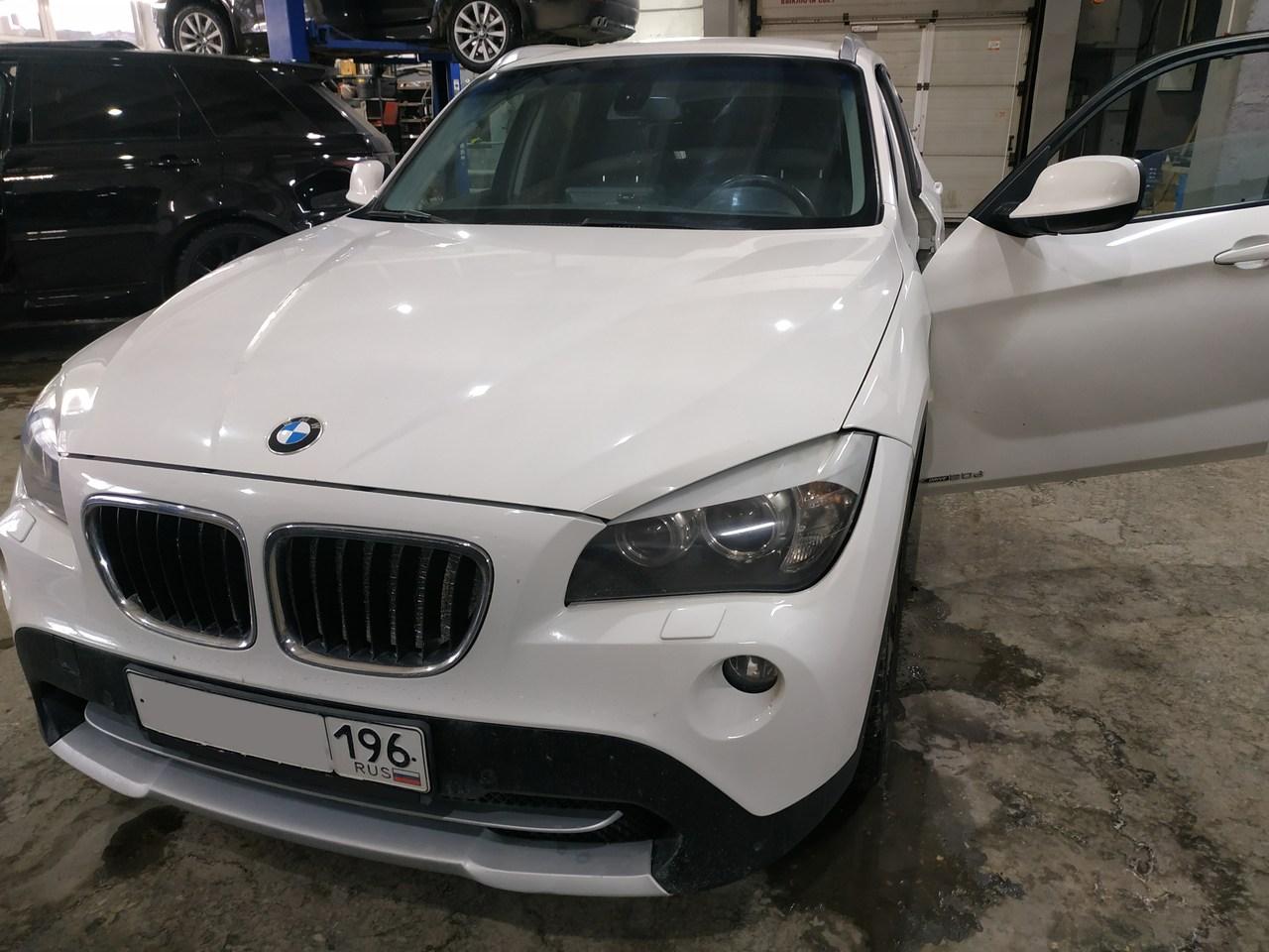 BMW X1 E84 2011 г.в.