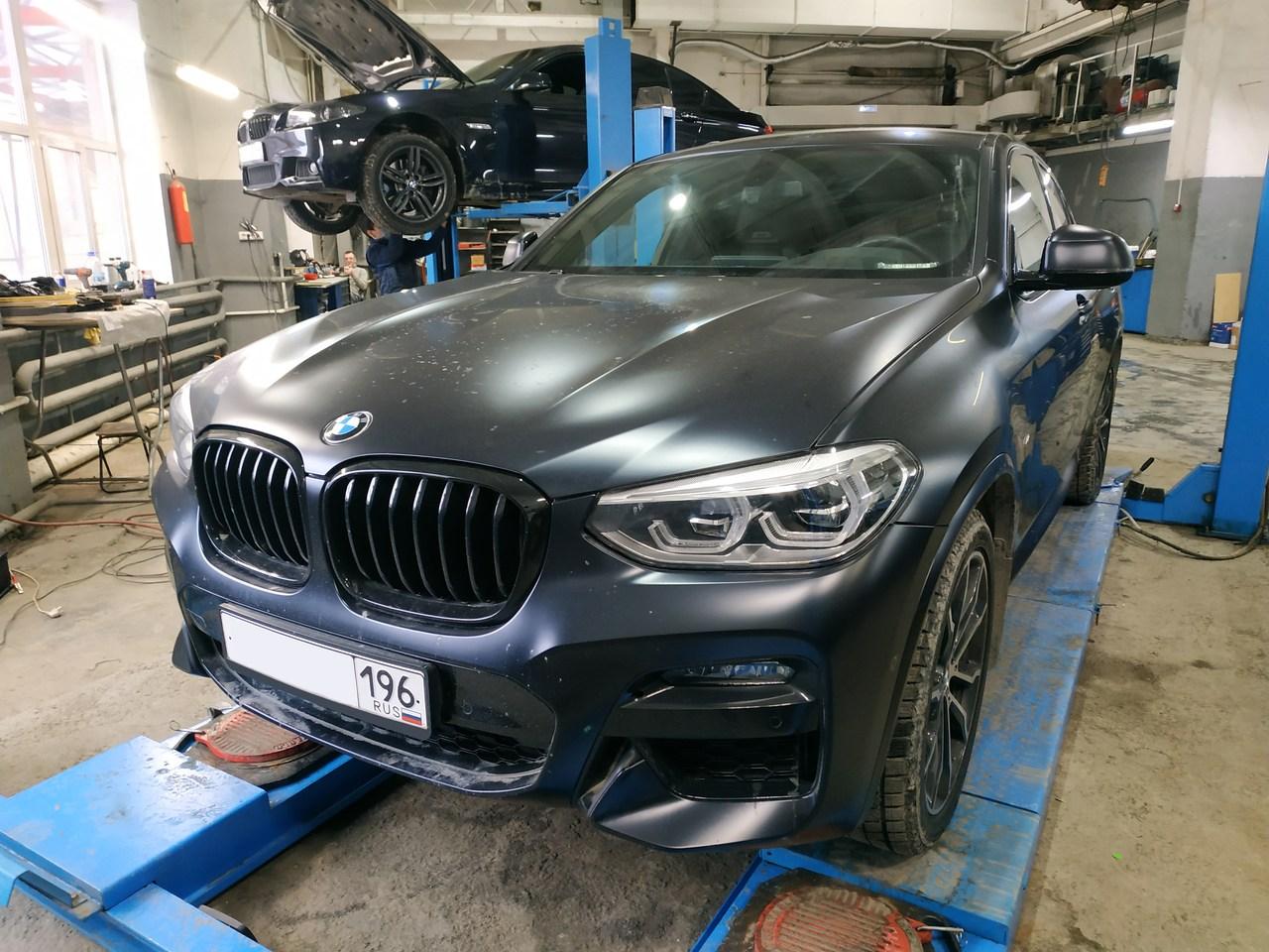 BMW G02 X4 30d 2019 г.в.