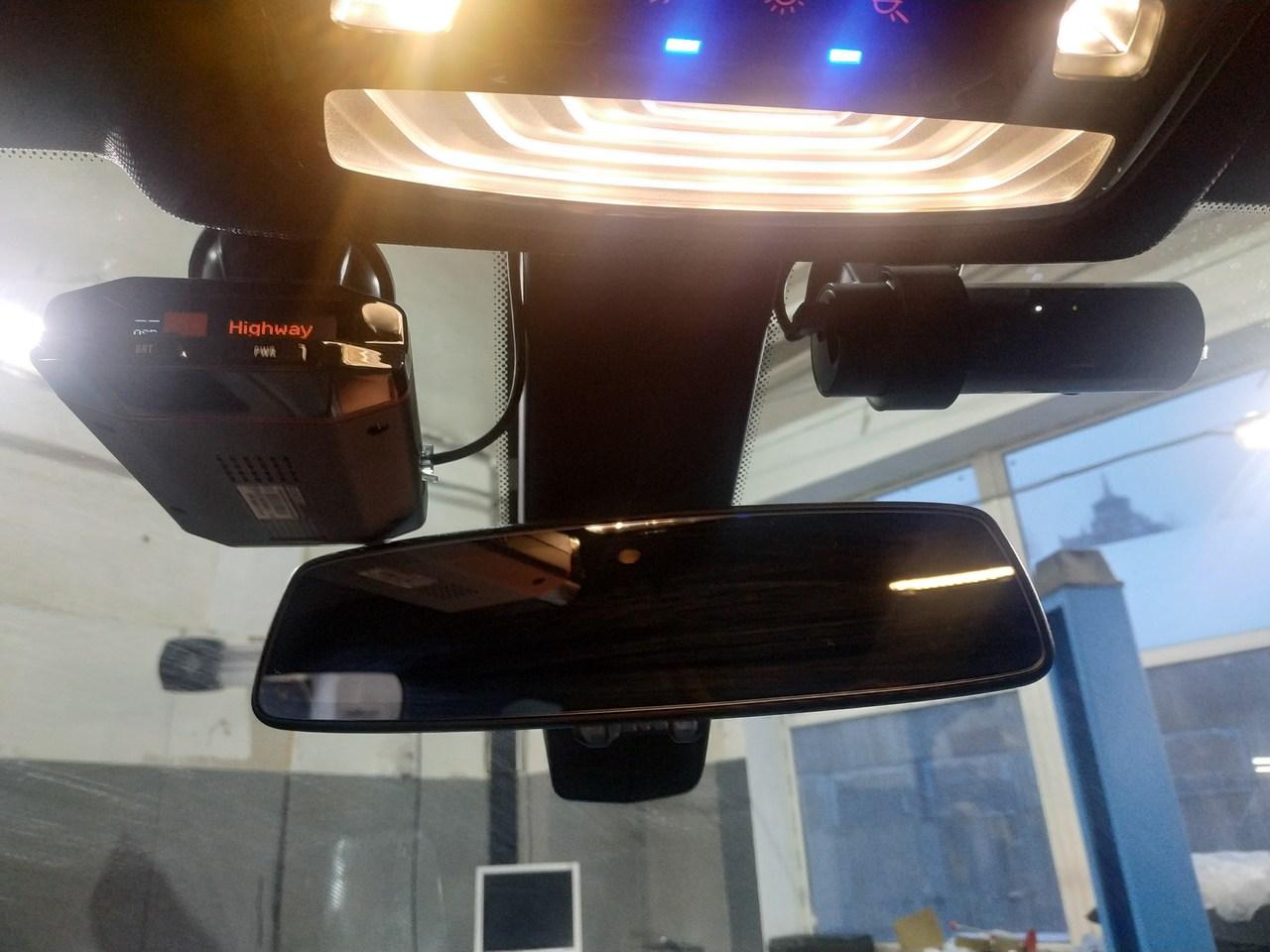 Радар-детектор и видеорегистратор, X4 G02