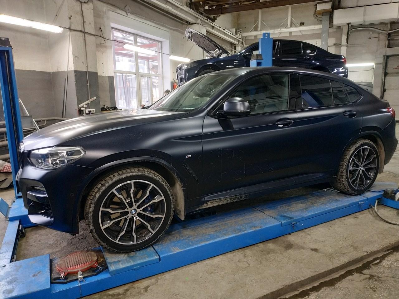 BMW G02 X4 30d