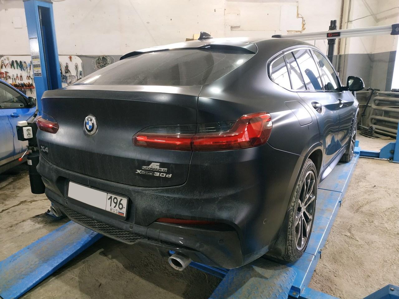 BMW G02 X4 30d 2019
