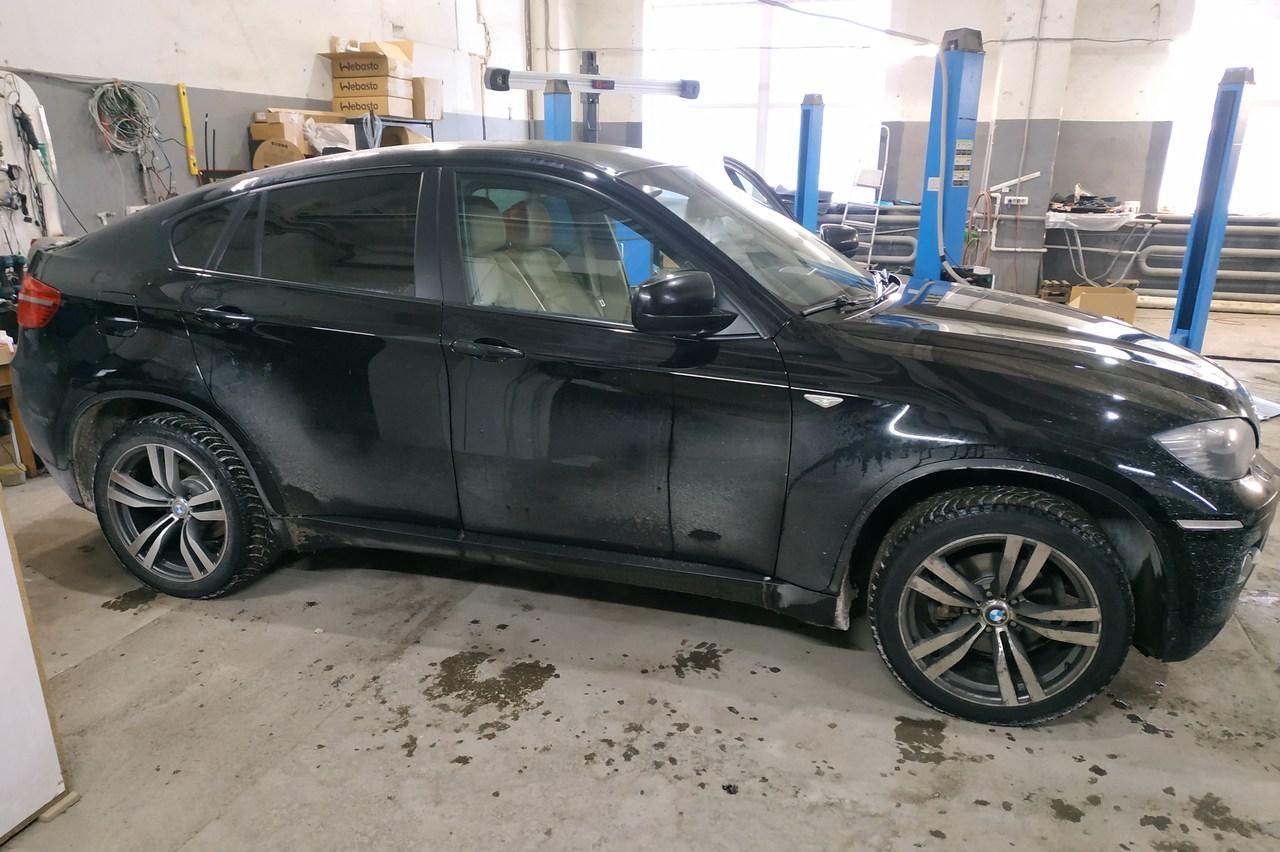 BMW X6 E71 35i 2010 год