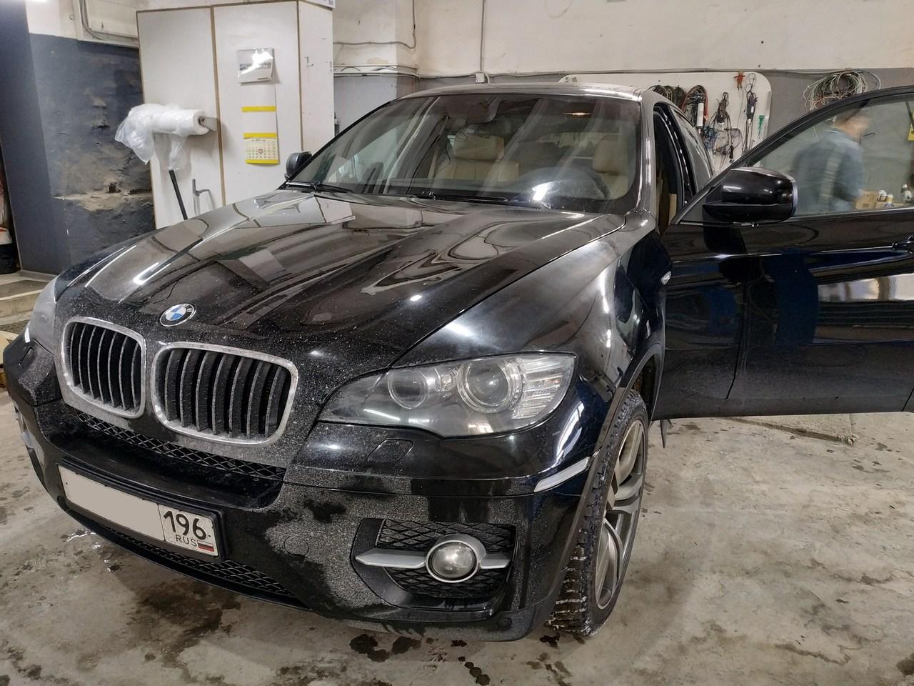 BMW X6 E71 35i