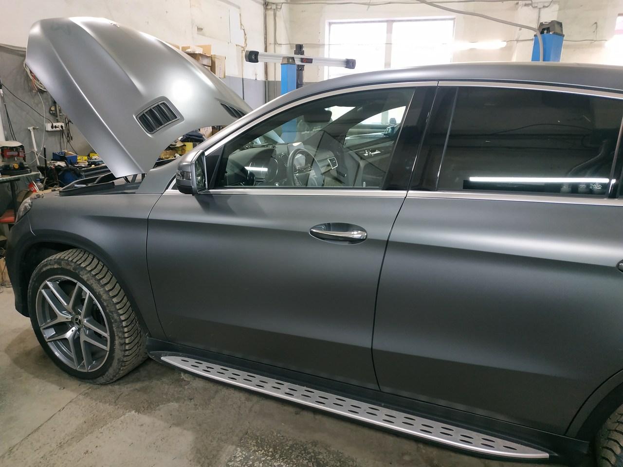 Mercedes Benz GLE W292 2017 г.в.