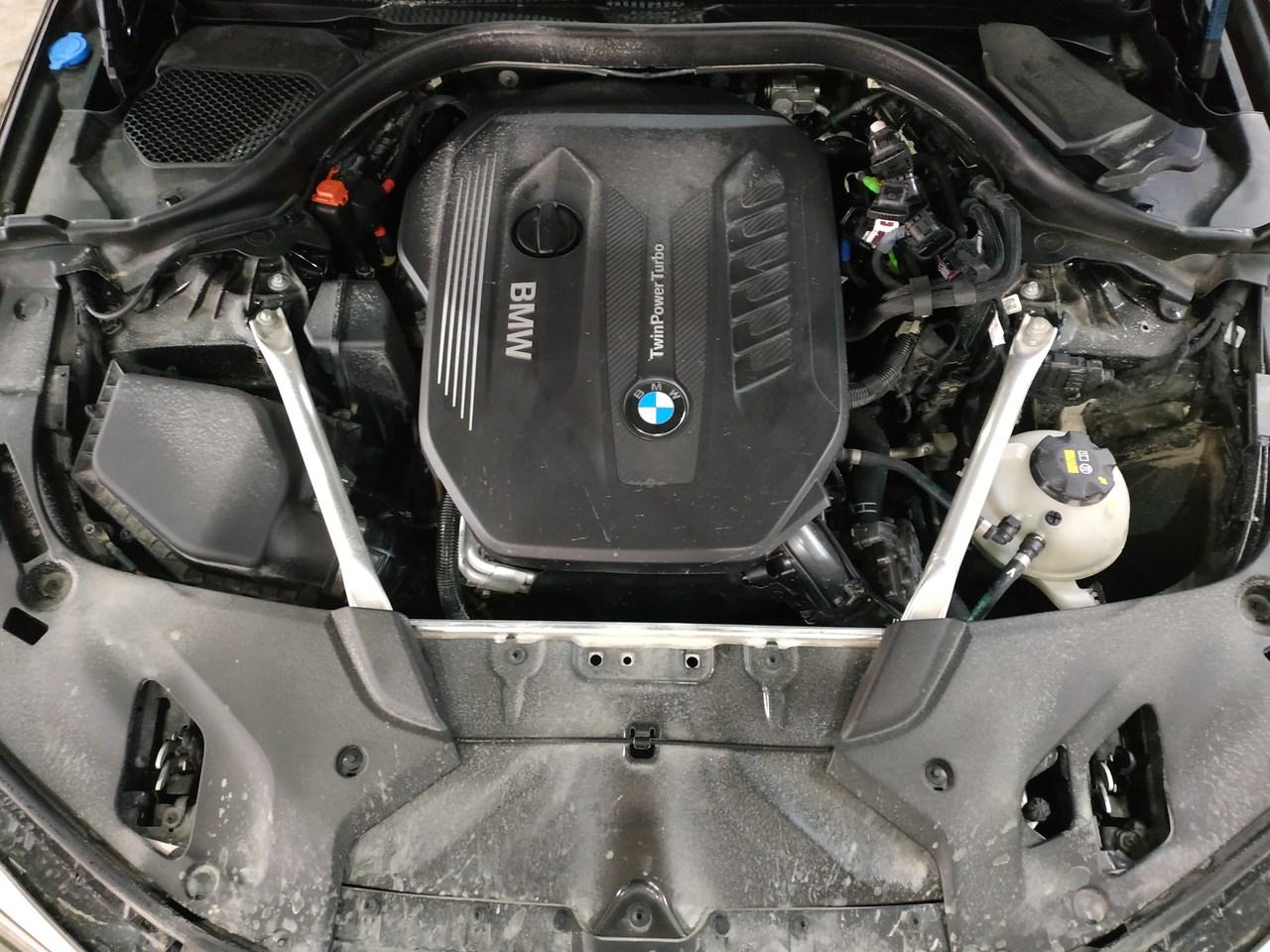 Двигатель дизель, в стоке 249 л.с.