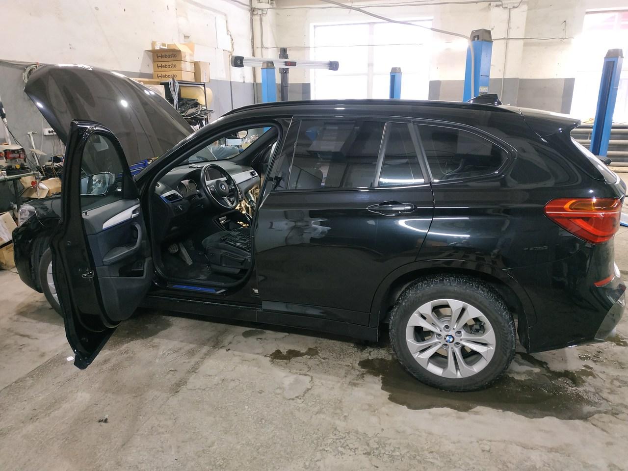 BMW X1 F48 20i 2018 г.в.