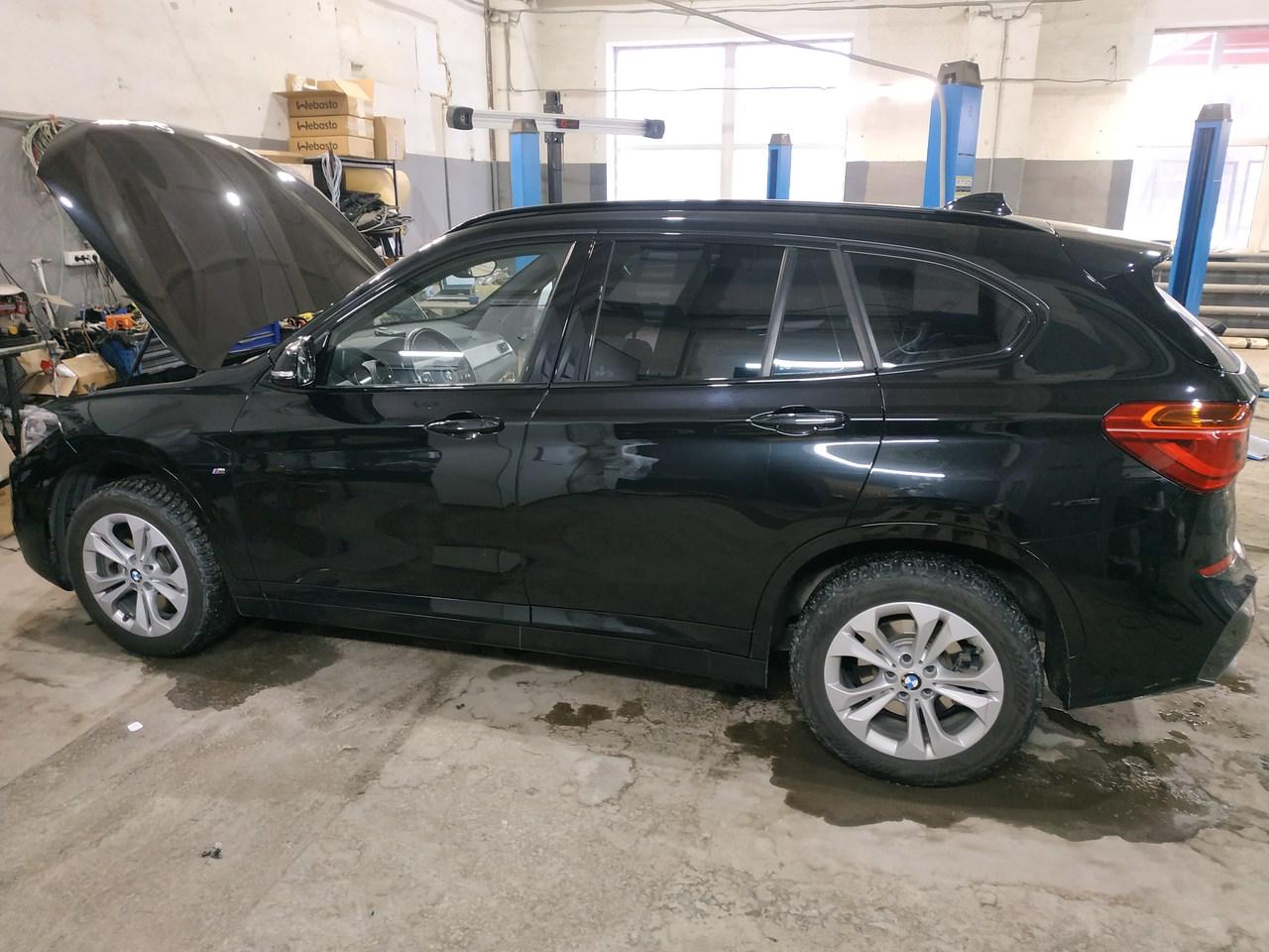 BMW X1 F48 2018