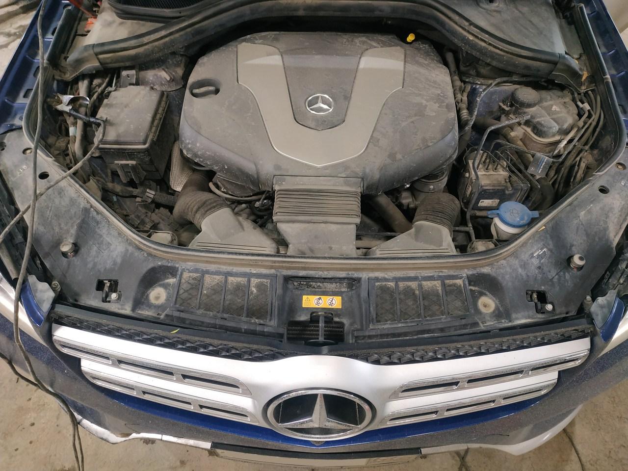 Двигатель дизельный 3.0 л, 249 л.с.