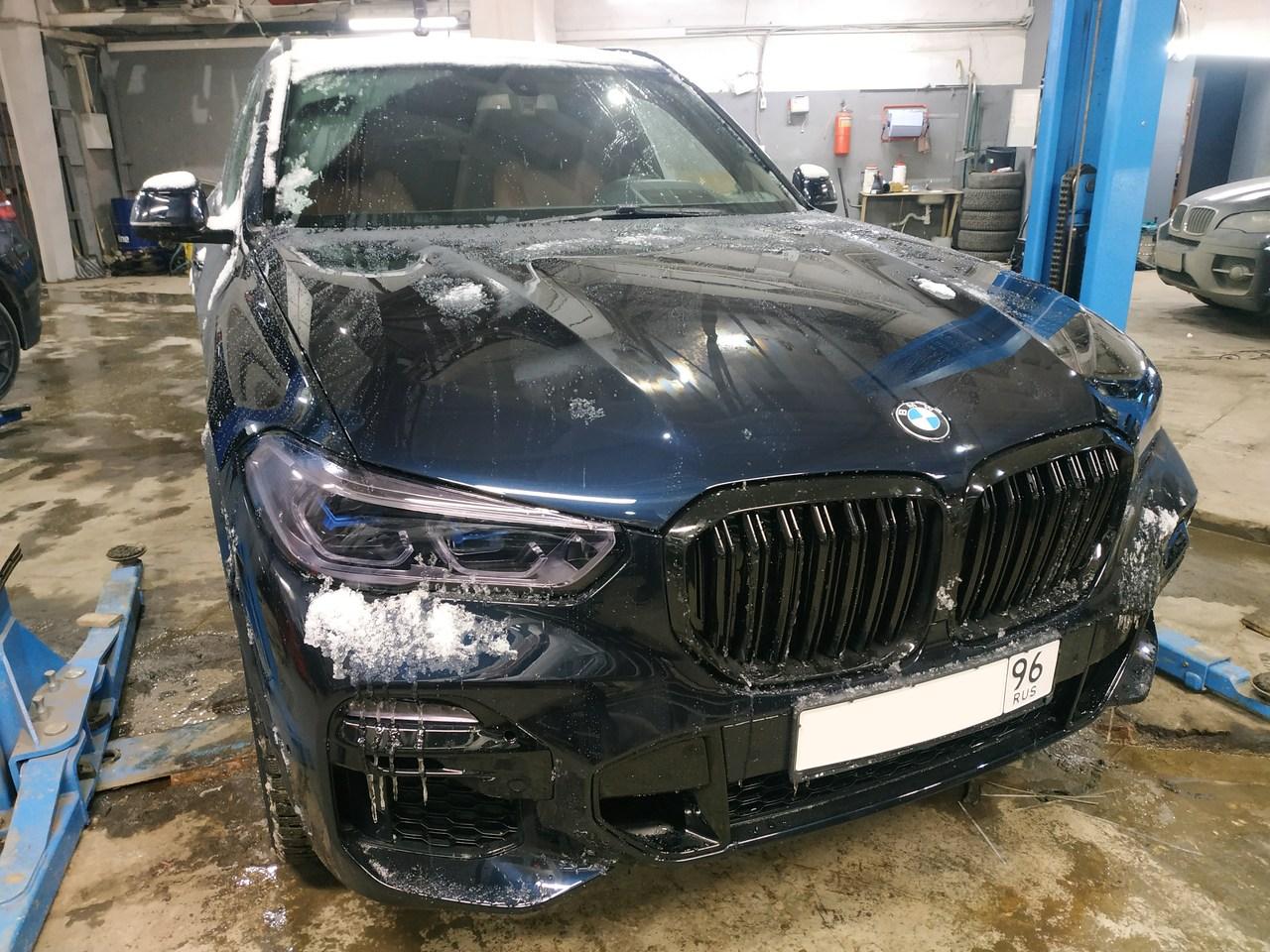 BMW X5 G05 2018 г.в.